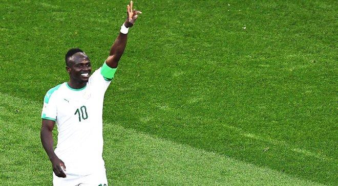 Японія – Сенегал: Мане розчарований підсумковим результатом