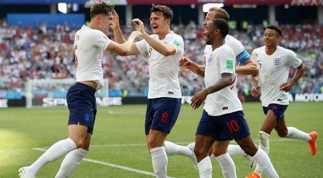 Головні новини футболу 24 червня: Англія розбила Панаму та вийшла у плей-офф ЧС-2018, провал Польщі у матчі з Колумбією