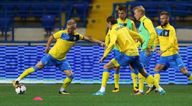 Чехія – Україна: матч може бути перенесено на прохання гостей
