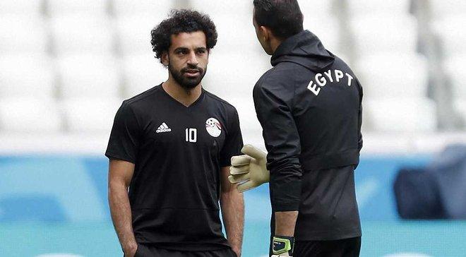 ЧМ-2018: Салах не конфликтовал со сборной Египта из-за Кадырова