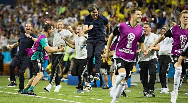 ЧС-2018: ФІФА почала розслідування щодо збірної Німеччини через святкування перемоги над Швецією