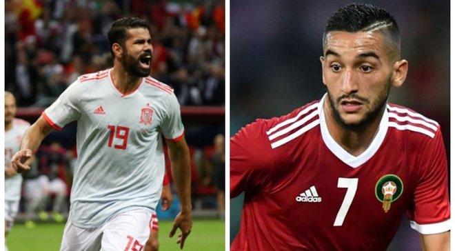 Испания – Марокко: онлайн-трансляция матча ЧМ-2018 – как это было