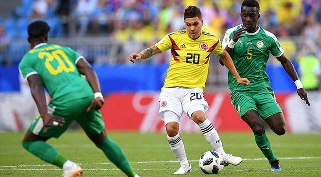 Сенегал – Колумбія – 0:1 – відео гола та огляд матчу