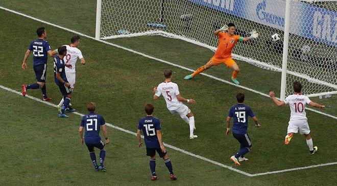 Япония – Польша – 0:1 – видео гола и обзор матча