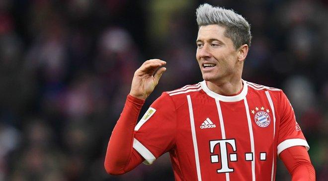 Бавария не захотела обмениваться форвардами с Реалом