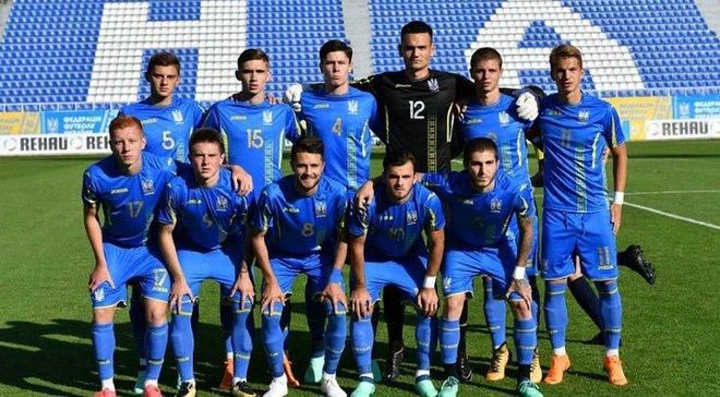 Євро-2018 U-19: Лунін та ще 22 гравці потрапили у список збірної України