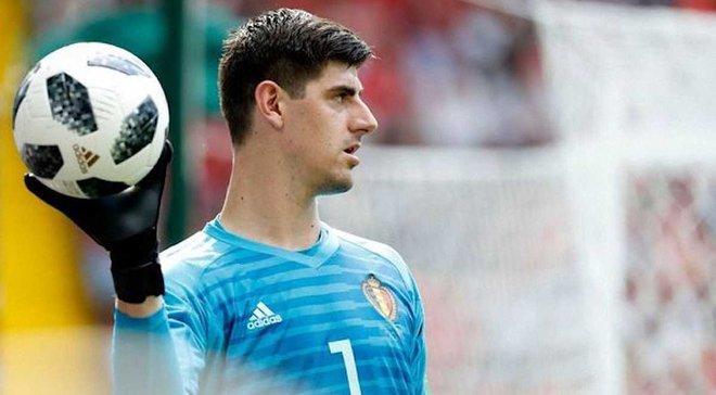 Куртуа: Не хочу возвращаться в Англию, если Бельгия проиграет