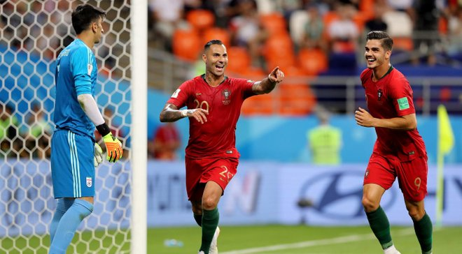Іран – Португалія: онлайн-трансляція матчу ЧС-2018 – як це було