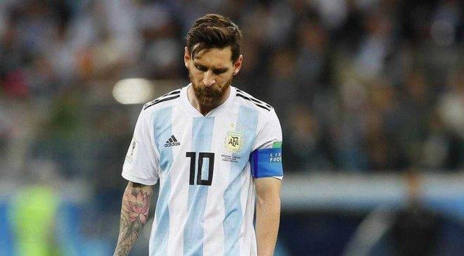 Верон: Мессі– це не Марадона, Ліонель не може бути лідером