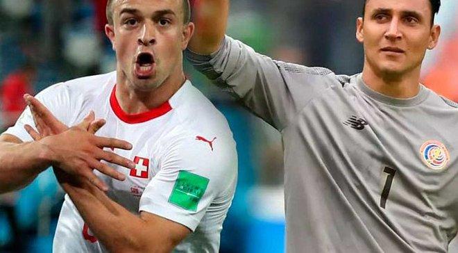 Швейцария – Коста-Рика: анонс матча ЧМ-2018