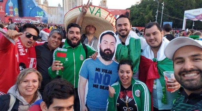 ЧМ-2018: картонную фигуру мексиканского болельщика продадут на благотворительном аукционе