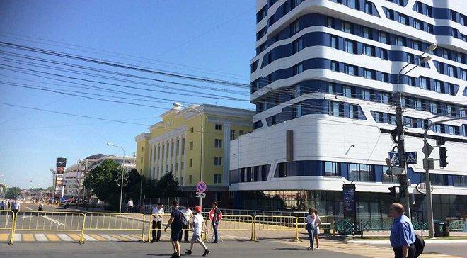 ЧС-2018: Готель у Саранську, де зупинилась збірна Португалії, додатково огородили
