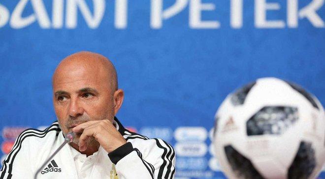 Сампаолі: Ви побачите іншу Аргентину, ми прагнемо вийти в фінал