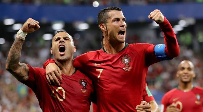 Иран – Португалия: Куарежма признан лучшим в матче