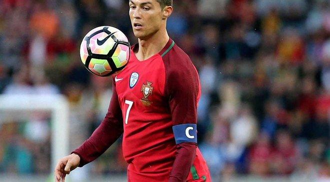 Роналду наздогнав Клозе і близький до рекорду за кількістю зіграних матчів на чемпіонатах світу та Європи