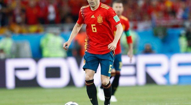 Іньєста: Збірна Іспанії може зробити наступний крок у грі з Росією