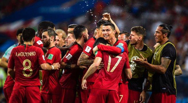 ЧС-2018: Роналду поділився емоціями від виходу Португалії в 1/8 фіналу турніру