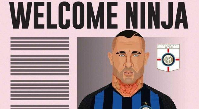 Интер объявил о трансфере Наингголана