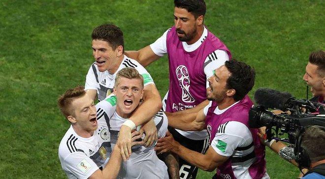 Германия - Швеция: кулисы победного супергола на 90+5, которого могло и не быть – бить хотел... Нойер, и еще 3 варианта