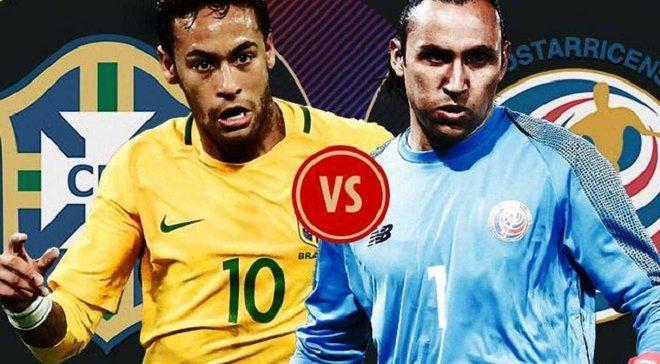 Швейцарія – Коста-Ріка: онлайн-трансляція матчу ЧС-2018 – як це було