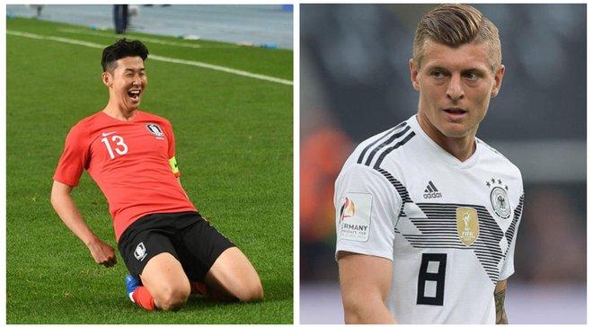 Південна Корея – Німеччина: анонс матчу ЧС-2018