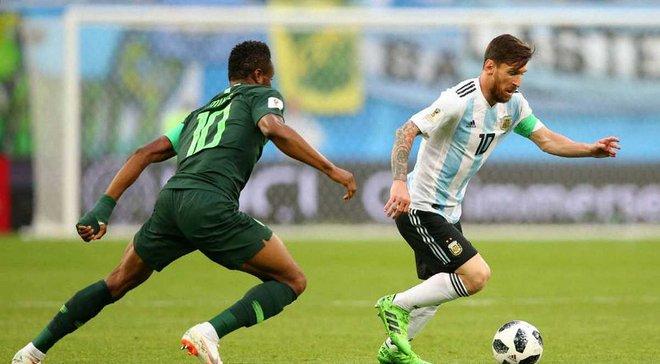 Нігерія – Аргентина: Мессі забив 100-й гол ЧС-2018 та встановив цікаве досягнення