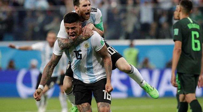 Нігерія – Аргентина: Мессі – найкращий гравець матчу