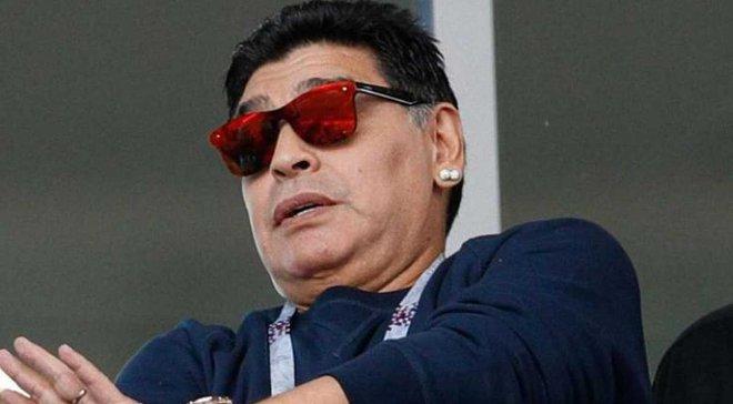 Нігерія – Аргентина: Марадона показав середній палець після гола Рохо, влаштував шоу та був госпіталізований