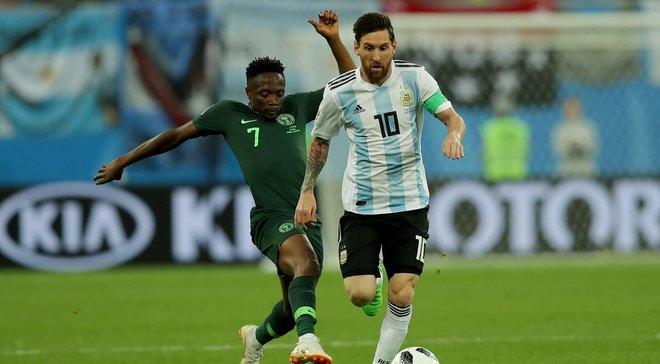 ЧМ-2018: Месси установил рекорд чемпионатов мира и превзошел Марадону