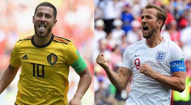 Англія – Бельгія: прогноз на матч чемпіонату світу-2018