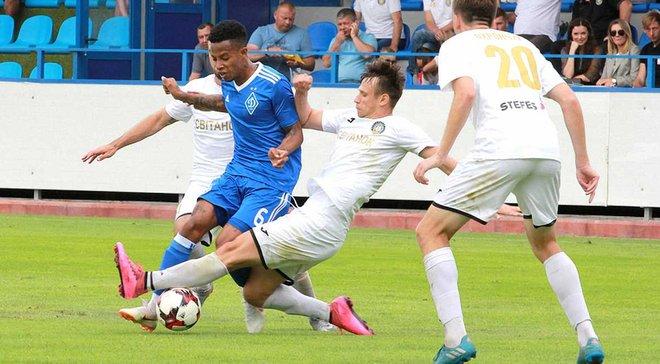 Динамо в товарищеском матче победило Колос –  неудачный дебют Гуйе, первый гол Че Че в составе киевлян