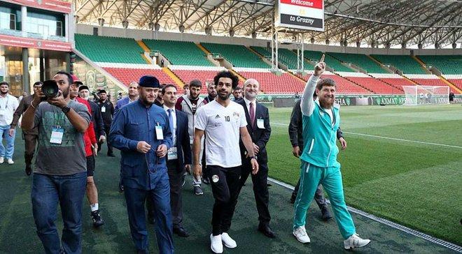 ЧМ-2018: египетские чиновники считают, что базирование сборной в Чечне могло иметь плохое влияние