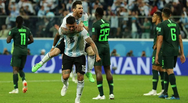 Нігерія – Аргентина: Рохо розповів, що Мессі говорив у роздягальні