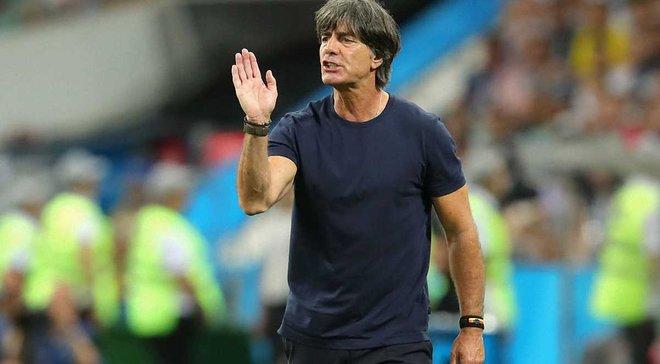 ЧС-2018: Льов продовжить тренувати Німеччину незалежно від результату