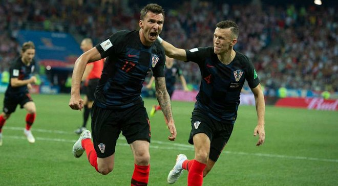 Хорватия – Дания – 1:1 (пен. 3:2) – видео голов и обзор матча