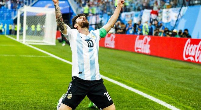 Нигерия – Аргентина: как Месси мотивировал партнеров речью и отдавал указания Сампаоли