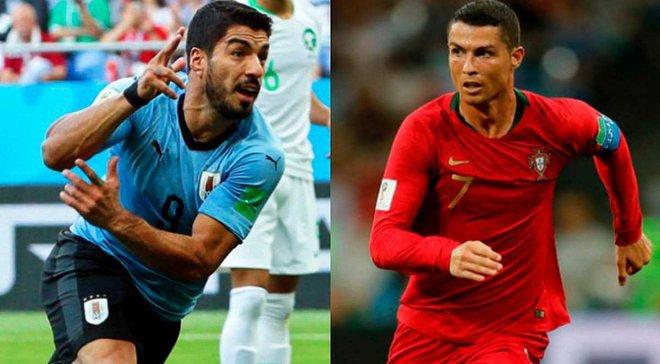 Уругвай – Португалия: анонс матча 1/8 финала ЧМ-2018