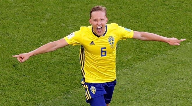 Мексика – Швеция: Аугустинссон – лучший игрок матча