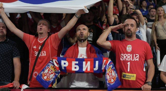 """ЧС-2018: """"Крим – Росія"""", – фанати Сербії сконфузились перед матчем з Бразилією"""
