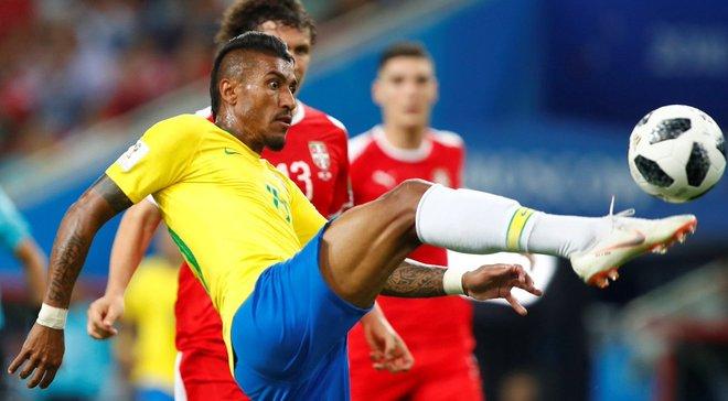 Сербія – Бразилія: Паулінью – найкращий гравець матчу