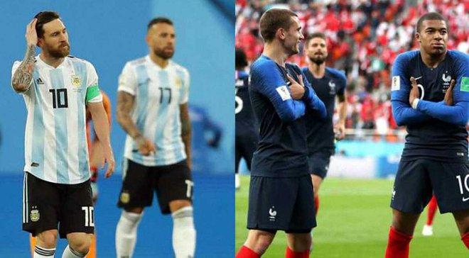 Франція – Аргентина: прогноз на матч 1/8 фіналу ЧС-2018