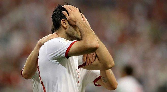 Азмун покинул сборную Ирана в 23 года