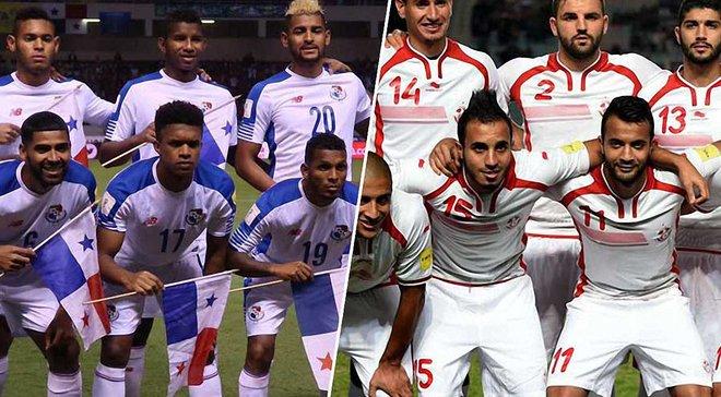 Панама – Тунис: текстовая онлайн-трансляция матча ЧМ-2018 – как это было