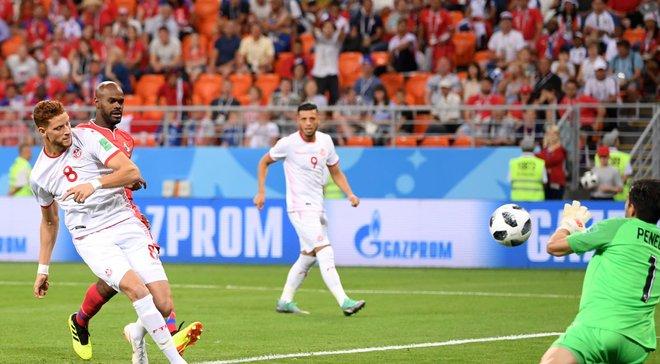 ЧМ-2018 Панама – Тунис: