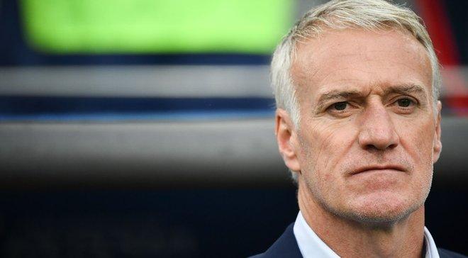 Дешам будет тренировать сборную Франции до 2020 года, – президент Федерации футбола Франции