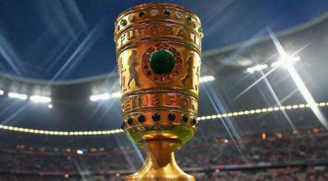 Кубок Германии: стали известны даты и время начала матчей 1/32 финала