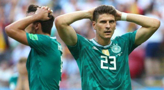 Adidas знизив ціну на форму збірної Німеччини після фіаско збірної на ЧС-2018
