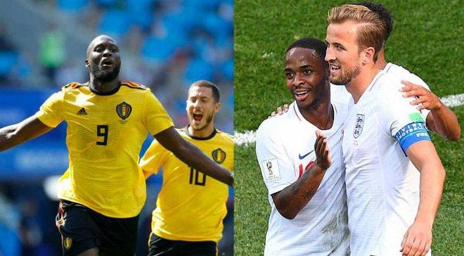 Англия – Бельгия: команды определят судьбу первого места в группе G, которое не дает никакого преимущества – подробности