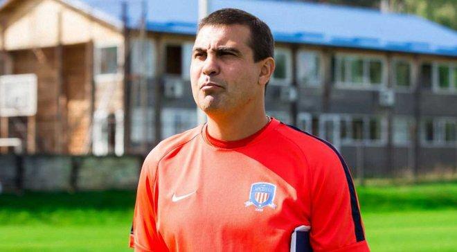 Литовченко: Пока я остаюсь главным тренером Арсенал-Киев