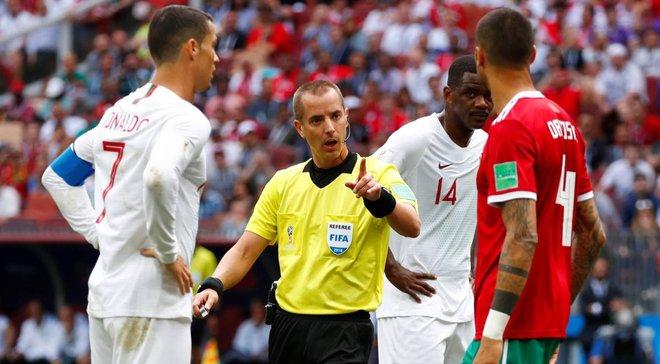 Збірна Марокко поскаржилася ФІФА на суддівство під час  ЧС-2018 в Росії